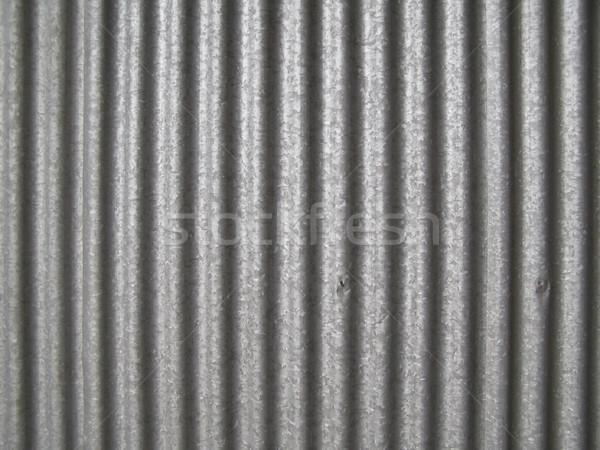 Acciaio foglio utile sfondo blu piatto Foto d'archivio © claudiodivizia
