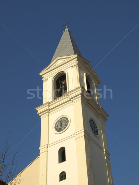 Steeple Stock photo © claudiodivizia