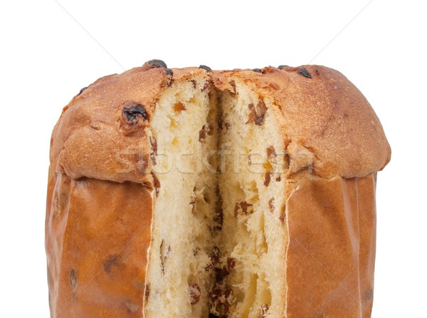 Panettone bread Stock photo © claudiodivizia