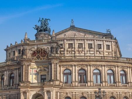Royal palais Italie bâtiment ville Photo stock © claudiodivizia