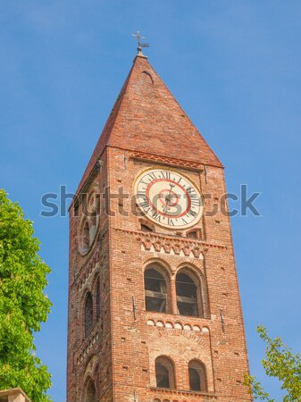 Santa Maria della Stella church, Rivoli Stock photo © claudiodivizia