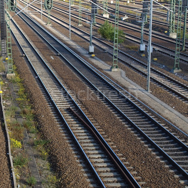 Railway Stock photo © claudiodivizia