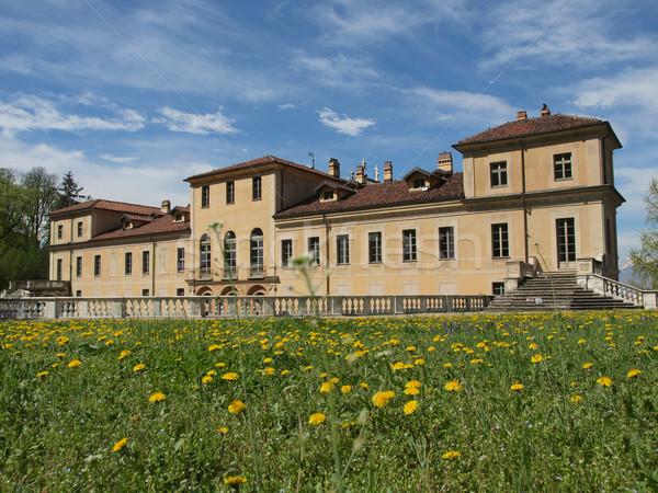 Villa Italia vintage antigua ciudad Foto stock © claudiodivizia