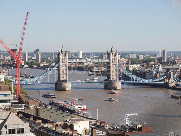 Tower Bridge London Stock photo © claudiodivizia