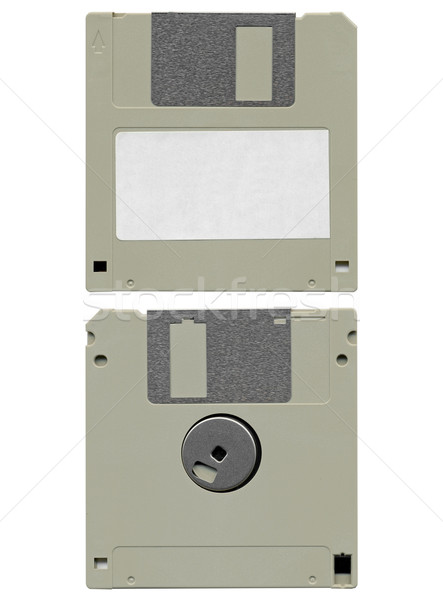 Floppy Disk Stock photo © claudiodivizia