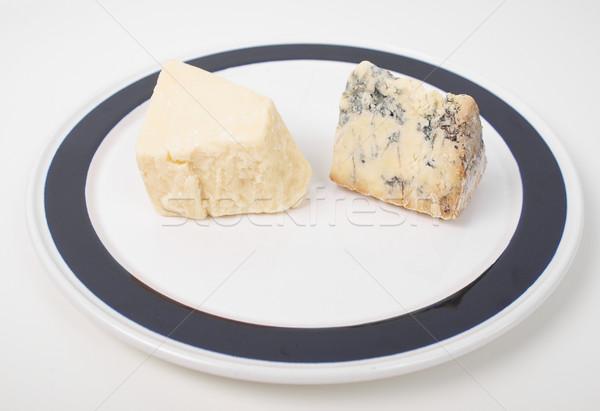 British cheeses Stock photo © claudiodivizia