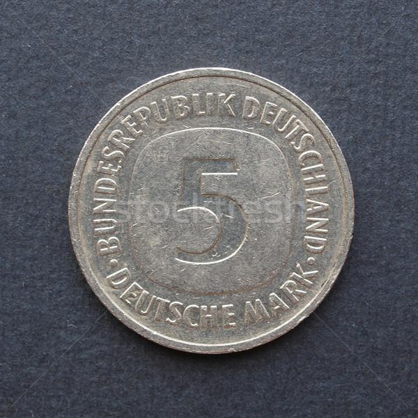 Foto stock: Euro · moeda · moeda · europeu · união · dinheiro