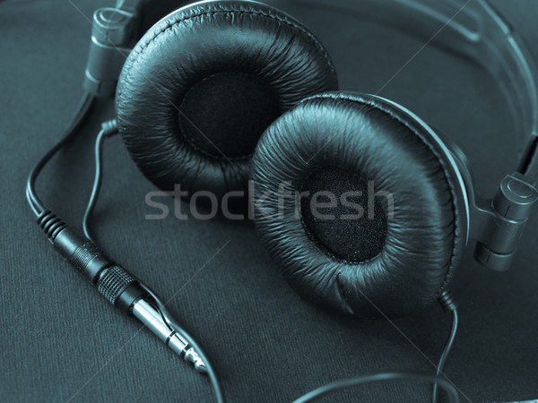 Headphones Stock photo © claudiodivizia