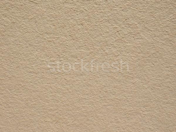 Pakpapier karton nuttig papier Stockfoto © claudiodivizia