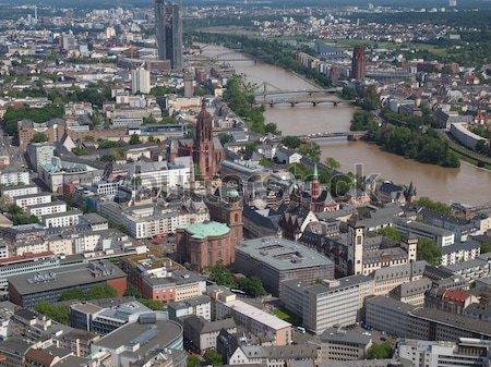 Berlin vue ville Allemagne Skyline Photo stock © claudiodivizia