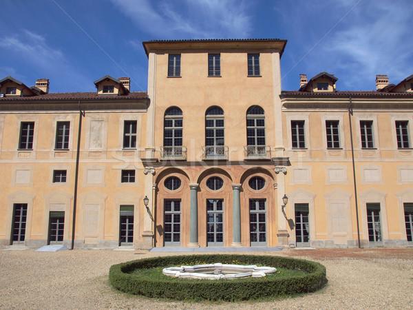 Villa Italie vintage anciens ville Photo stock © claudiodivizia