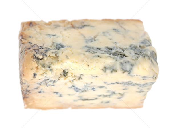 青 チーズ 伝統的な 英語 食事 ストックフォト © claudiodivizia