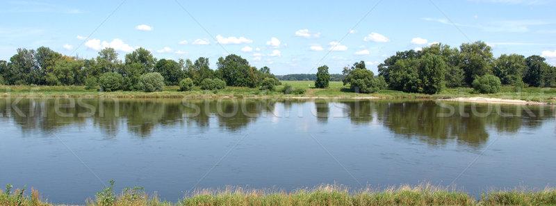 River Elbe Stock photo © claudiodivizia