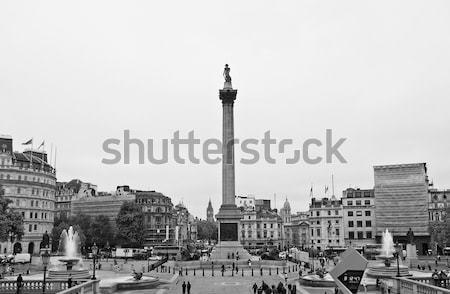 Trafalgar Square Stock photo © claudiodivizia