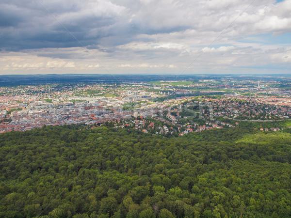 Stuttgart, Germany Stock photo © claudiodivizia