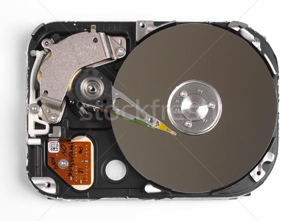 PC hard disk Stock photo © claudiodivizia