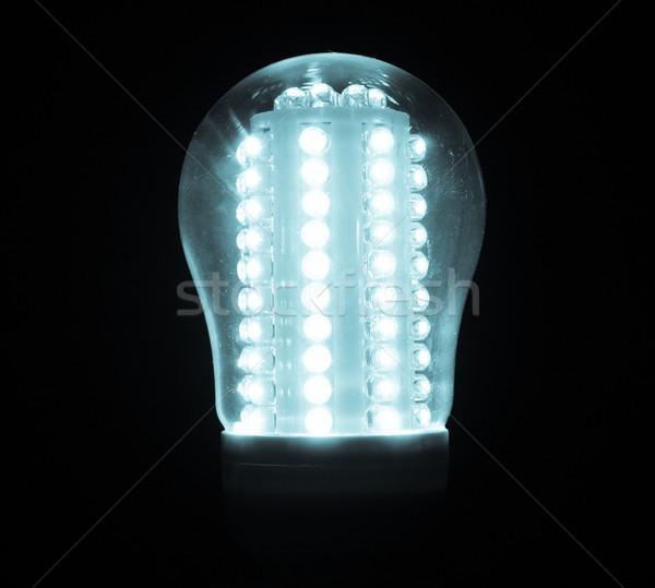 LED Light Bulb Stock photo © claudiodivizia