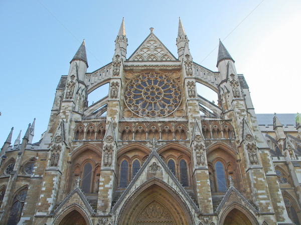 Westminster Abbey Stock photo © claudiodivizia