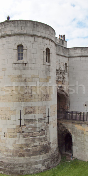 Tower of London Stock photo © claudiodivizia