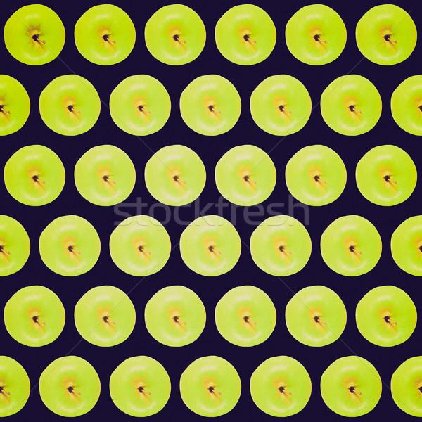 Retro néz nagyi alma klasszikus néz Stock fotó © claudiodivizia