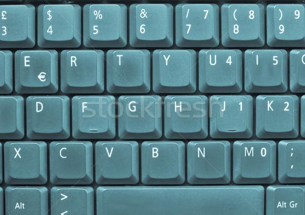 コンピュータのキーボード 詳細 キー クール お金 キーボード ストックフォト © claudiodivizia