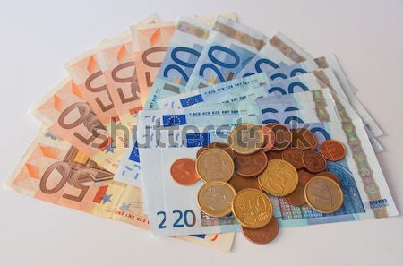 Pounds Stock photo © claudiodivizia