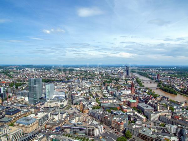 Frankfurt am Main Germany Stock photo © claudiodivizia