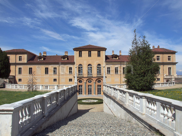 Willi Włochy vintage starożytnych miasta Zdjęcia stock © claudiodivizia