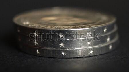 Munt munten Duitsland nota geen Stockfoto © claudiodivizia