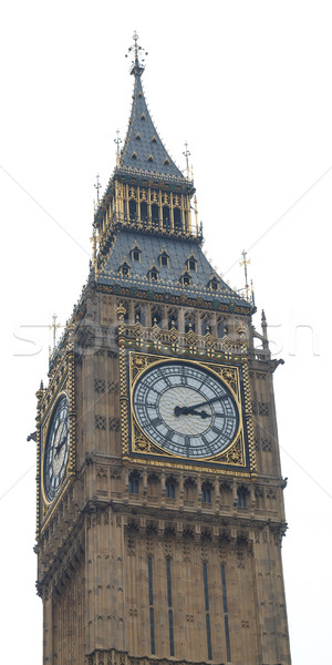 Big Ben maisons parlement westminster palais Londres Photo stock © claudiodivizia