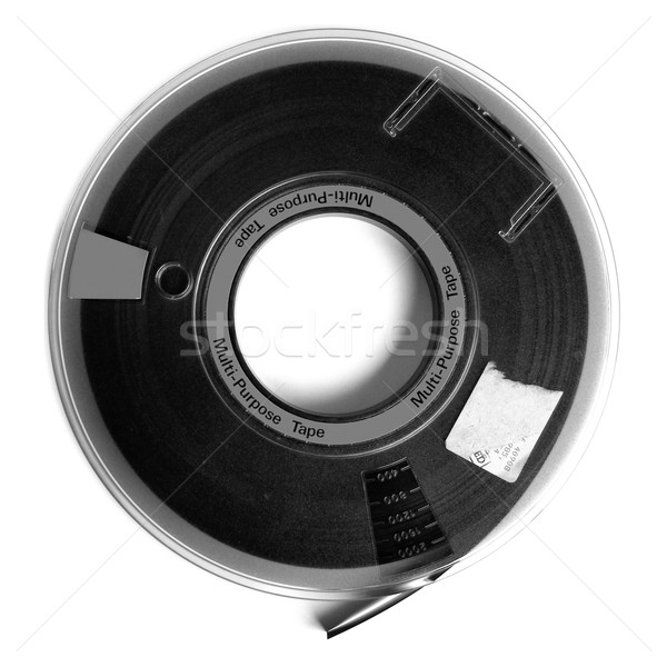 Tape reel Stock photo © claudiodivizia