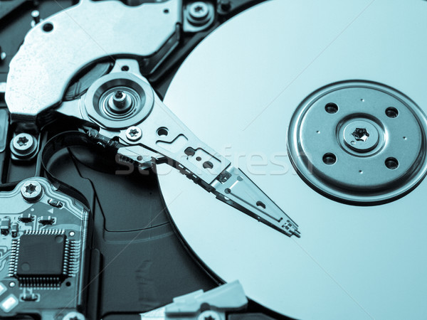 Hard disk Stock photo © claudiodivizia