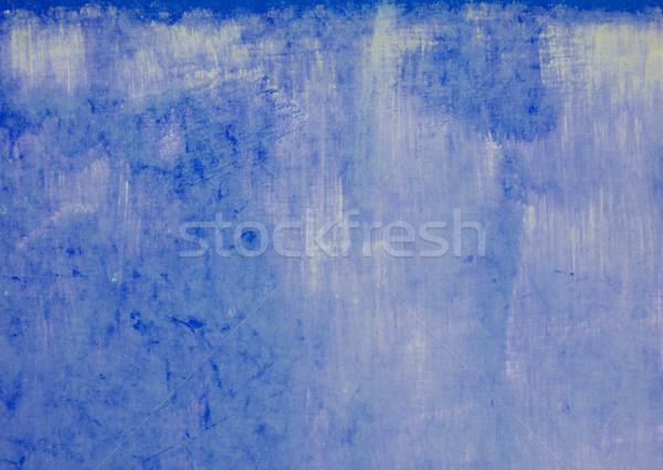 Blue background Stock photo © claudiodivizia