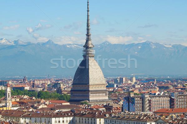 Turin, Italy Stock photo © claudiodivizia