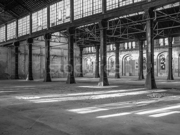 Abandoned factory Stock photo © claudiodivizia