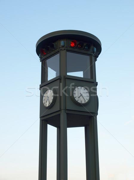 Traffic Light Stock photo © claudiodivizia