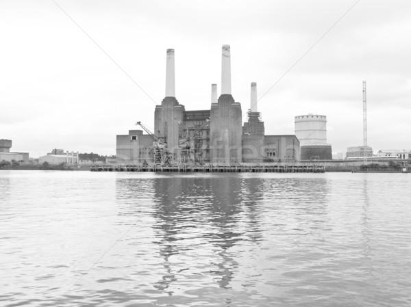 Londra İngiltere Bina şehir dizayn Stok fotoğraf © claudiodivizia