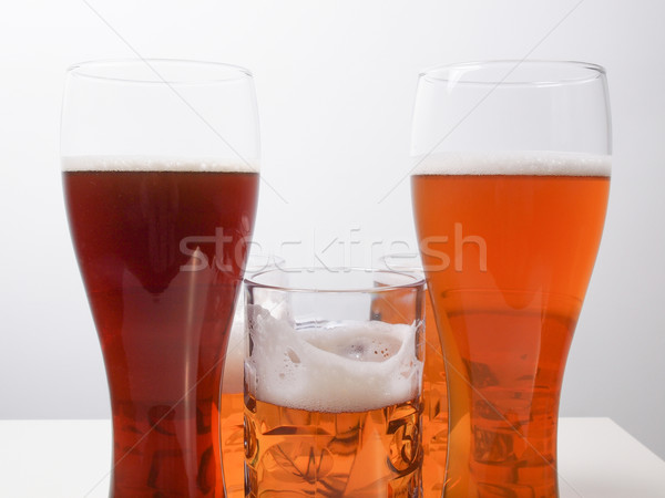 German beer Stock photo © claudiodivizia