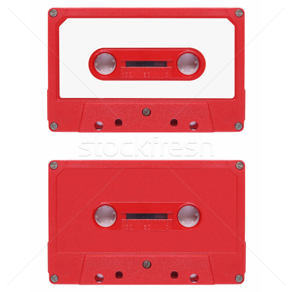 Tape cassette Stock photo © claudiodivizia