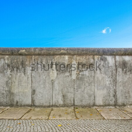 Berlin Wall Stock photo © claudiodivizia