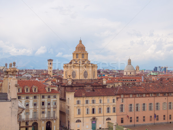 San Lorenzo, Torino Stock photo © claudiodivizia
