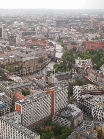 Berlin Germany Stock photo © claudiodivizia