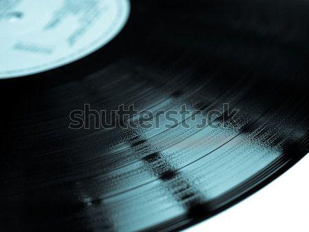 Vinyl record Stock photo © claudiodivizia