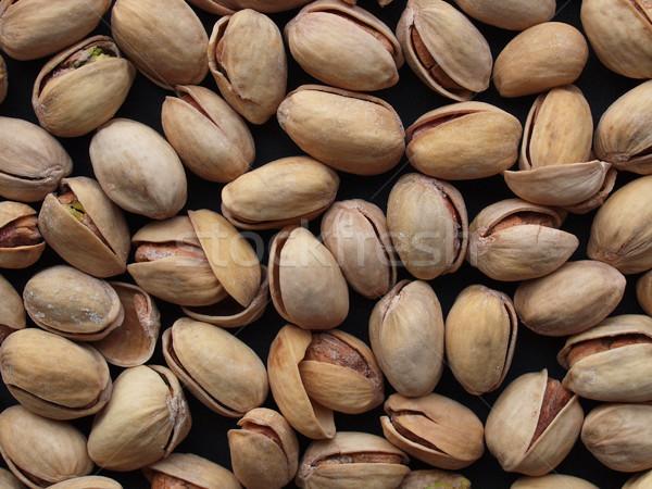 Alimentaire salé pistache écrou shell Photo stock © claudiodivizia
