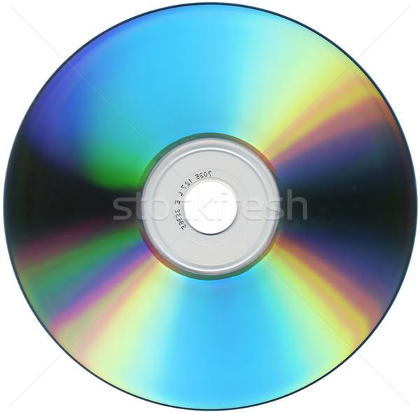 Cd opslag ondersteuning audio muziek video Stockfoto © claudiodivizia