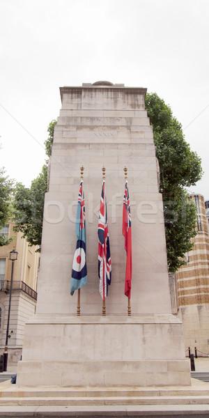 The Cenotaph, London Stock photo © claudiodivizia