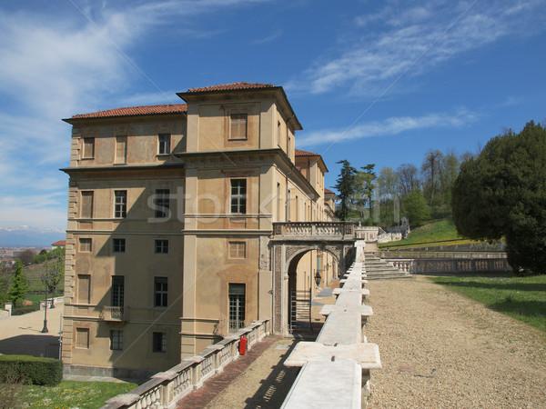 Villa Италия Vintage древних города Сток-фото © claudiodivizia