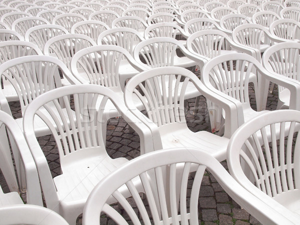 Chairs Stock photo © claudiodivizia