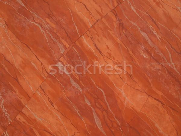 Marmer materiaal textuur nuttig achtergrond Rood Stockfoto © claudiodivizia