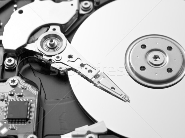 Hard disk Stock photo © claudiodivizia